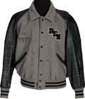 "Music Memorabilia:Memorabilia, R.E.M. Pageantry Tour Crew Tour Jacket (1986).""..."