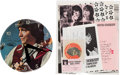 Music Memorabilia:Memorabilia, David Cassidy Group of Vintage Memorabilia (1970s)....