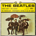 Music Memorabilia:Recordings, The Beatles 4 By 4 The Beatles Still Sealed EP (CapitolR-5365, 1965). ...