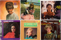 Music Memorabilia:Recordings, Female Country Greats - Group of Six LPs (Various, 1960s/70s).... (Total: 6 )