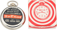 """A Pocket Watch Related to """"3:10 to Yuma."""""""