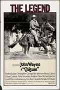 """Movie Posters:Western, Chisum (Warner Brothers, 1970). One Sheet (27"""" X 41""""). Western.. ..."""