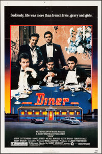 """Diner & Other Lot (MGM, 1982). One Sheets (2) (27"""" X 41""""). Comedy. ... (Total: 2 Items)"""
