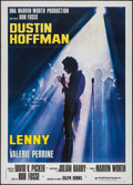"Movie Posters:Drama, Lenny (United Artists, 1975). Italian 2 - Fogli (39.25"" X 55"").Drama.. ..."
