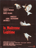 """Movie Posters:Foreign, Wifemistress (Warner-Columbia, 1977). French Moyenne (23.75"""" X 30.75""""). Foreign.. ..."""