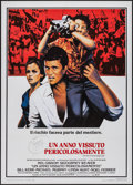 "Movie Posters:Drama, The Year of Living Dangerously (CIC, 1983). Italian 2 - Fogli(39.25"" X 55.25""). Drama.. ..."