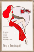 "Movie Posters:Animation, Who Framed Roger Rabbit (Killian Enterprises, 1988). Mylar OneSheet (27"" X 41"") Jessica Rabbit Red Dress Variant Style D. A..."
