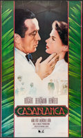 "Movie Posters:Academy Award Winners, Casablanca (United Artists, R-1981). Video Poster (21.5"" X 36""). Academy Award Winners.. ..."