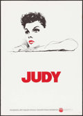 """Movie Posters:Musical, Judy Garland Television Specials (Kingsrow, 1990s). Medallion Video Poster (23"""" X 32""""). Musical.. ..."""
