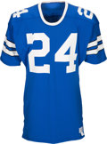 Football Collectibles:Uniforms, 1978-79 Alois Blackwell Game Worn Dallas Cowboys Jersey....