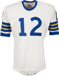Football Collectibles:Uniforms, 1950's Daryle Lamonica Game Worn Clovis Cougars High School Jersey....