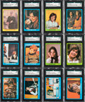 """Non-Sport Cards:Sets, 1971 Topps """"Partridge Family"""" Series 1, 2 and 3 Complete Sets (3) -An Instant Collection. ..."""