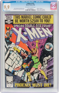X-Men #137 (Marvel, 1980) CGC MT 9.9 Off-white to white pages