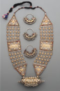 Tribal Art, A Group of Turkoman or Pakistani Jewelry. ... (Total: 4 Items)