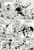Original Comic Art:Panel Pages, John Buscema and Dick Giordano Thor #231 Page 23 OriginalArt (Marvel, 1975)....