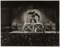 "Movie Posters:Horror, King Kong by Ernest A. Bachrach (RKO, 1933). Photo (10.75"" X13.75"").. ..."