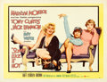 "Movie Posters:Comedy, Some Like It Hot (United Artists, 1959). Half Sheet (22"" X 28"")Style B.. ..."