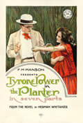 """Movie Posters:Drama, The Planter (Mutual, 1917). One Sheet (27.5"""" X 41"""").. ..."""