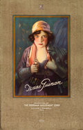 "Movie Posters:Western, Texas Guinan (Frohman Amusement, 1919). Full-Bleed One Sheet (25.5""X 40"").. ..."