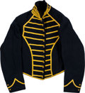 Militaria:Uniforms, . Civil War Cavalry Musician's Shell Jacket....