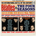 Music Memorabilia:Recordings, The Beatles Vs. The Four Seasons Sealed Mono Double LP(Vee-Jay VJ DX 30, 1964). ...