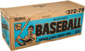 Baseball Cards:Unopened Packs/Display Boxes, 1979 Topps Baseball Unopened Cello Case With Fifteen 24-Count Boxes!...