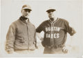 Baseball Collectibles:Photos, 1927 Babe Ruth & Lou Gehrig Bustin' Babes & Larrupin Lous ...