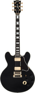 "Musical Instruments:Electric Guitars, B.B. King Signed Gibson ES-355 ""Lucille"" Electric Guitar (#35,1987)...."