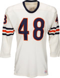 Football Collectibles:Uniforms, 1970-72 Ron Smith Game Worn Chicago Bears Jersey....