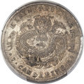 China:Kirin, China: Kirin. Kuang-hsu Dollar CD 1901 XF45 PCGS,...