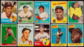Baseball Cards:Lots, 1950's-1960's Topps Baseball Stars & Hall of Famers CardCollection (19). ...