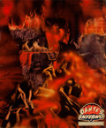 "Movie Posters:Drama, Dante's Inferno (Fox, 1935). Linen Finish Jumbo Lobby Card (14"" X 17"").. ..."