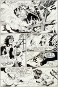Original Comic Art:Panel Pages, Bernie Wrightson The Witching Hour #5 Story Page 3 OriginalArt (DC, 1969)....