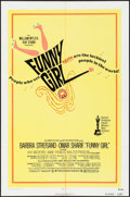 "Movie Posters:Musical, Funny Girl & Other Lot (Columbia, R-1972). One Sheets (3) (27"" X 41""). Musical.. ... (Total: 3 Items)"