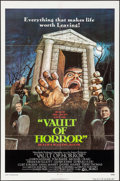 "Movie Posters:Horror, Vault of Horror & Other Lot (Cinerama Releasing, 1973). OneSheets (2) (27"" X 41""). Horror.. ... (Total: 2 Items)"