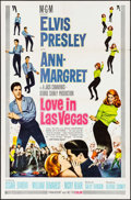"Movie Posters:Elvis Presley, Viva Las Vegas (MGM, 1964). International One Sheet (27"" X 41"").Elvis Presley. Alternate Title: Love in Las Vegas.. ..."