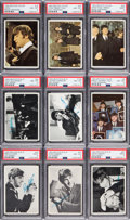 Non-Sport Cards:Sets, 1964 Topps Beatles Complete Sets (6+Wrapper/Header Card) - AnInstant Collection! ...