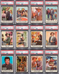 "Non-Sport Cards:Sets, 1963 Topps ""The Beverly Hillbillies"" Complete High Grade Set (66)...."