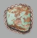 American Indian Art:Jewelry and Silverwork, A Large Navajo Bracelet. ...