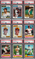 Baseball Cards:Sets, 1974 and 1976 Topps Baseball Complete Sets (2). ...