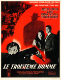 "Movie Posters:Film Noir, The Third Man (Filmsonar, 1949). French Moyenne (23"" X 30.5"")Claire Finel Artwork.. ..."