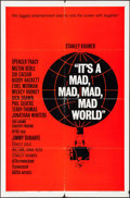 "Movie Posters:Comedy, It's a Mad, Mad, Mad, Mad World (United Artists, 1963). One Sheet(27"" X 41"") Style B. Comedy.. ..."