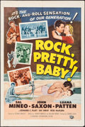 """Movie Posters:Rock and Roll, Rock, Pretty Baby (Universal International, 1957). One Sheet (27"""" X41""""). Rock and Roll.. ..."""