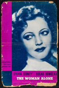 """Movie Posters:Hitchcock, The Woman Alone & Others Lot (Gaumont, 1937). Uncut Pressbooks(3) (Multiple Pages, 11"""" X 17"""") & Pressbook (Multiple Pages,...(Total: 4 Items)"""