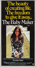 "Movie Posters:Drama, The Baby Maker & Other Lot (National General, 1970). ThreeSheets (2) (41"" X 77"" & 41"" X 79""). Drama.. ... (Total: 2Items)"