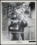 "Movie Posters:Action, Adam West as Batman (20th Century Fox, 1966). Autographed Photo (8""X 10""). Action.. ..."