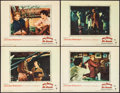 "Movie Posters:Drama, The Spirit of St. Louis (Warner Brothers, 1957). Lobby Cards (4)(11"" X 14""). Drama.. ... (Total: 4 Items)"