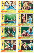 "Movie Posters:Drama, Swamp Country (Patrick Sandy Productions, 1966). Lobby Card Set of8 (11"" X 14""). Drama.. ... (Total: 8 Items)"