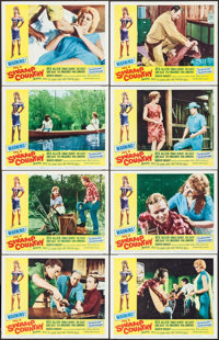 "Swamp Country (Patrick Sandy Productions, 1966). Lobby Card Set of 8 (11"" X 14""). Drama. ... (Total: 8 Items)"