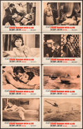 """Movie Posters:James Bond, From Russia with Love (United Artists, 1964). Lobby Card Set of 8(11"""" X 14""""). James Bond.. ... (Total: 8 Items)"""